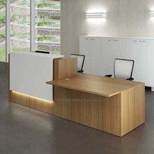 班台前台定做定做接待桌洽谈桌定做办公隔板定做批发工位