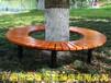 防水公園椅制作精良,實木公園椅