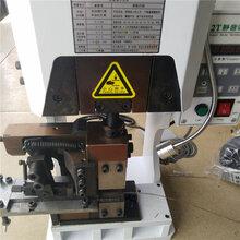 广东专业生产刺破端子铆压机薄膜开关端子机刺破端子机图片