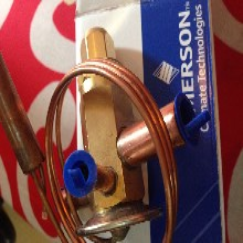 艾默生电子膨胀阀,EX2-I00电子膨胀阀图片