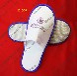 山东省济南市威海市星级酒店客房一次性可洗拖鞋