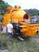 辽宁大连厂家直供2017年最受欢迎的农村专用搅拌拖泵