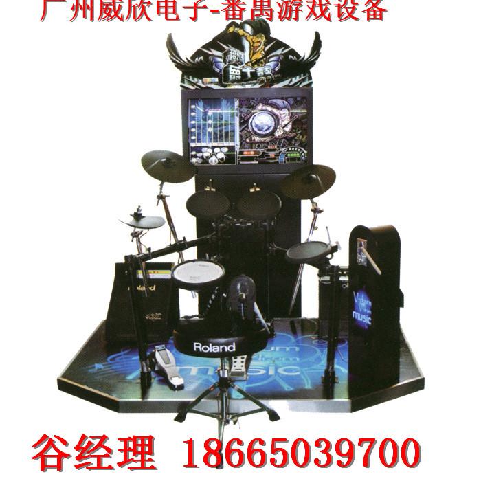 3威欣电子-音乐机-爵士鼓(舞台版)