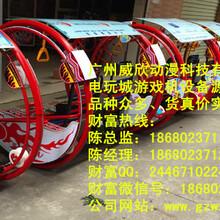 2广州威欣电子厂-2016最新款-逍遥车儿童电玩设备厂家直销