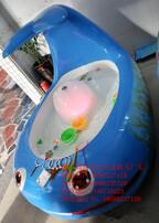 蓝鲸鱼池儿童游戏机,儿童娱乐机台,儿童游戏机,多重玩乐功能娱乐机图片