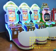 马戏乐园游戏机,儿童益智游戏机,儿童娱乐机台,电玩城游戏机图片