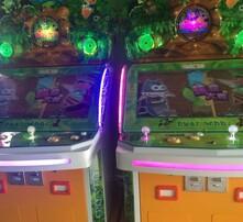 虫虫大战游戏机,多人框体游戏机,竞技游戏机,电玩城游戏机设备图片