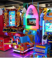 儿童游乐设备,儿童娱乐机,儿童益智游戏机,儿童游戏机台图片