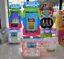 全民萌鸟大作战游戏机,儿童益智游戏机,儿童拍拍乐,儿童娱乐机设备图片