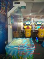 魔幻沙桌,互动投影娱乐机,儿童娱乐机,大型娱乐机设备图片