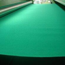 草绿色土工布、防尘覆盖草绿色土工布、绿色无纺布图片