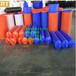 供应上海养殖设备配套柱形浮筒30140吊环浮筒定做浮筒