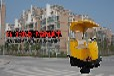 供应科能KN-1360扫地机电瓶式扫地机驾驶式扫地车工厂用扫地机