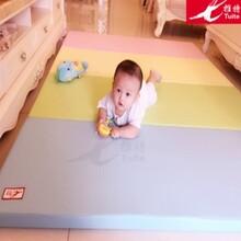 爬行垫爬爬垫双面加厚地垫儿童宝宝游戏毯垫婴儿折叠环保包邮XPE