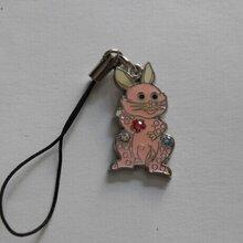 日本卡通手机挂件动漫手机绳制作金属吊饰吊牌加工图片