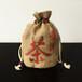 茂澐纺织厂厂家直销民族风格麻布袋普洱茶叶袋