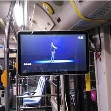 公交车播放广告机山西大同公交车播放广告机晶美锐供