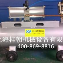 廠家熱銷增壓泵/壓縮空氣增壓泵/4倍壓縮空氣增壓泵圖片