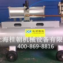 厂家热销增压泵/压缩空气增压泵/4倍压缩空气增压泵图片