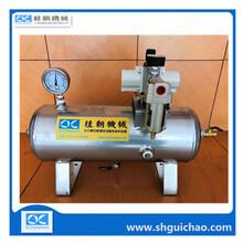 壓縮空氣增壓泵SMC氣體增壓閥熱流道增壓泵壓縮空氣增壓設備圖片
