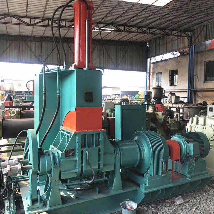 东莞高价二手橡胶机械回收旧密炼机切胶机开炼机压延机回收