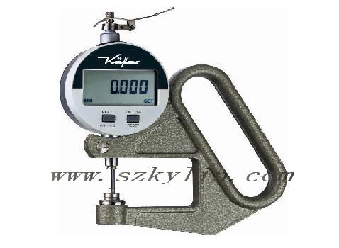 供应德国KAFER数显测厚仪FD50
