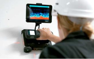 瑞士Proceq手持式3D雷达结构成像GPRLive