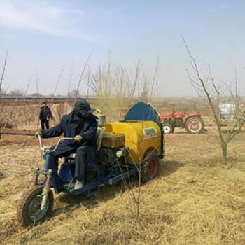 果哈哈自走式G7果园高效喷雾机