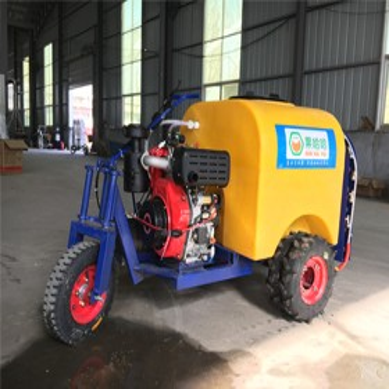 果哈哈G6L自走式果园喷雾机