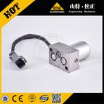 小松220-6液压泵电磁阀小松220-6EPC阀702-21-07010图片