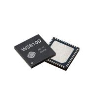 WS8100高性能低功耗蓝牙SOC芯片满足BLE5.0规范优势供应图片