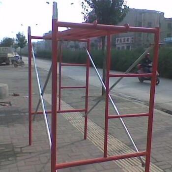 东莞市寮步长城脚手架0.90米宽梯形架租售