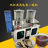 全自動雙缸煎藥機藥店、藥房煎藥包裝一體機煎藥機價格