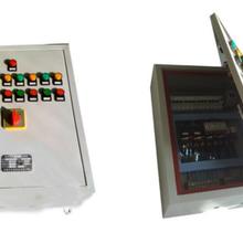 水泵电机智能控制柜,PLC采集控制终端柜图片