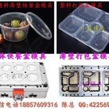一次性快餐饭盒模具,一次性收纳盒模具,薄壁微波盒模具,一次性保鲜碗模具
