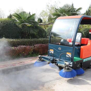 銅川普森環保設備電動駕駛式掃地車PD-J1860BP太陽能掃地車
