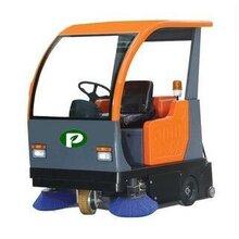 陜北掃地機普森電動駕駛式掃地機環衛道路清掃車PS-J1450BP掃地車圖片