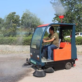 西北地区扫地机电动驾驶式扫地机景区扫地车PS-J1860BP