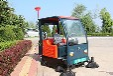 甘肃扫地机普森电动扫地机景区道路清扫车环卫车PS-J1860AB