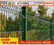 台山锌钢栅栏供应广州围墙护栏厂家雷州搅拌站防护栏订做图片