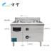 圆形电炸炉大功率工业电磁炸炉食品厂电磁炸炉