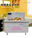 单头电磁大锅灶商用电磁炒炉食堂电炒锅,食堂电炒炉