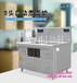 九头煮面炉电磁煮面机全自动升降煮面机自动煮面机