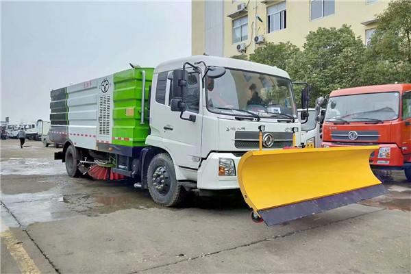 洗地湿式清扫车如何选择