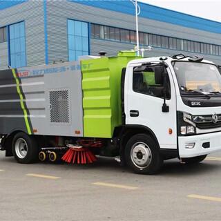 大型清扫车应用图片6