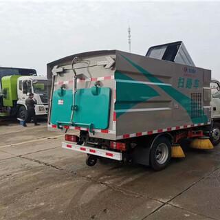 大型清扫车应用图片5
