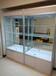 鈦合金展示柜陳列展示柜廠家直銷咸陽,可定做,可送貨安裝