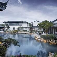 泰优游平台注册官方主管网站别墅鱼池水处置,鱼池水处置图片