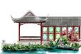 泰州景觀園林設計,日式景觀設計