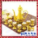 時尚精美陶瓷酒具禮品陶瓷酒具手繪陶瓷酒具